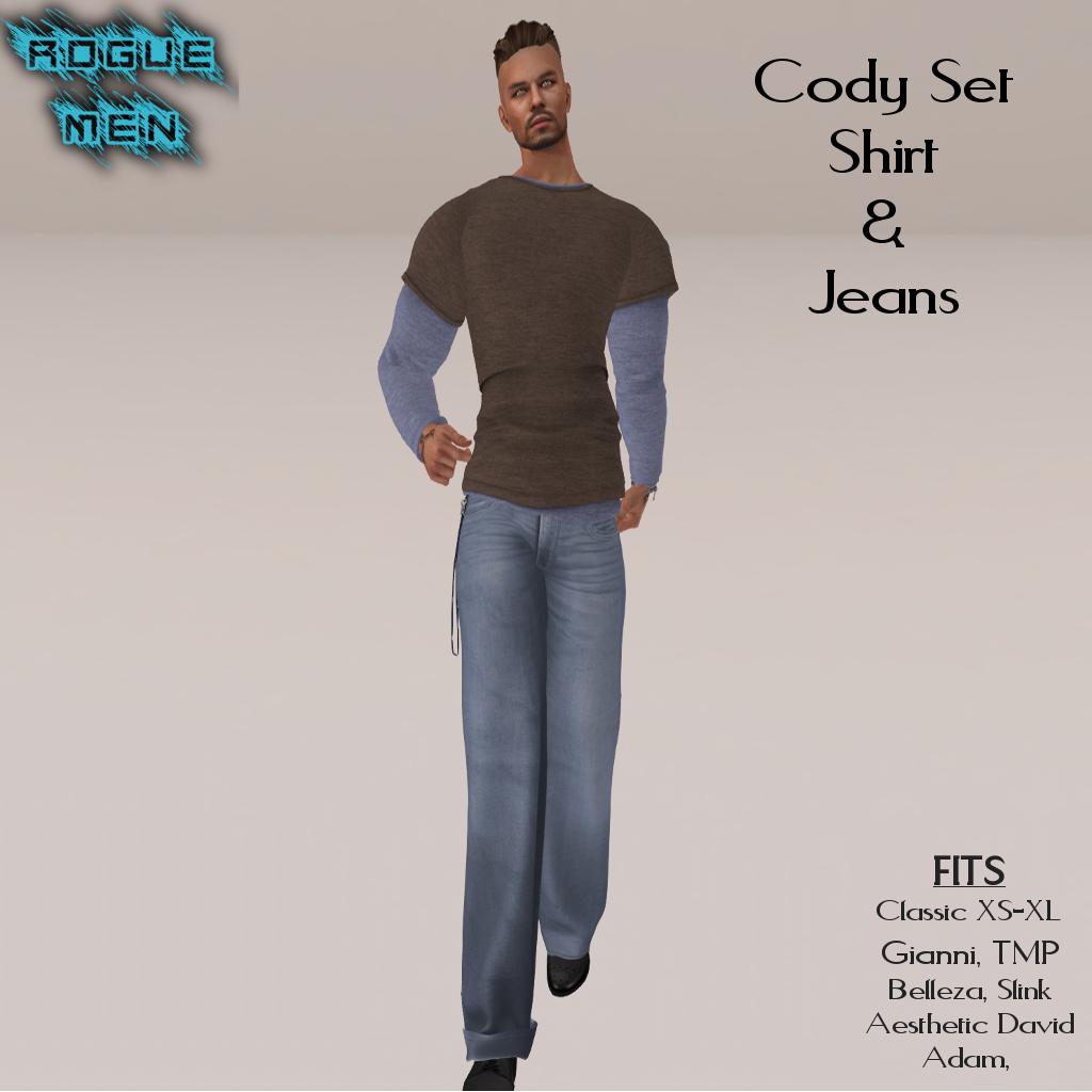 Rogue Men - Cody Set