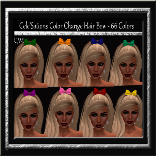 Cele' Sations - Hair Bow