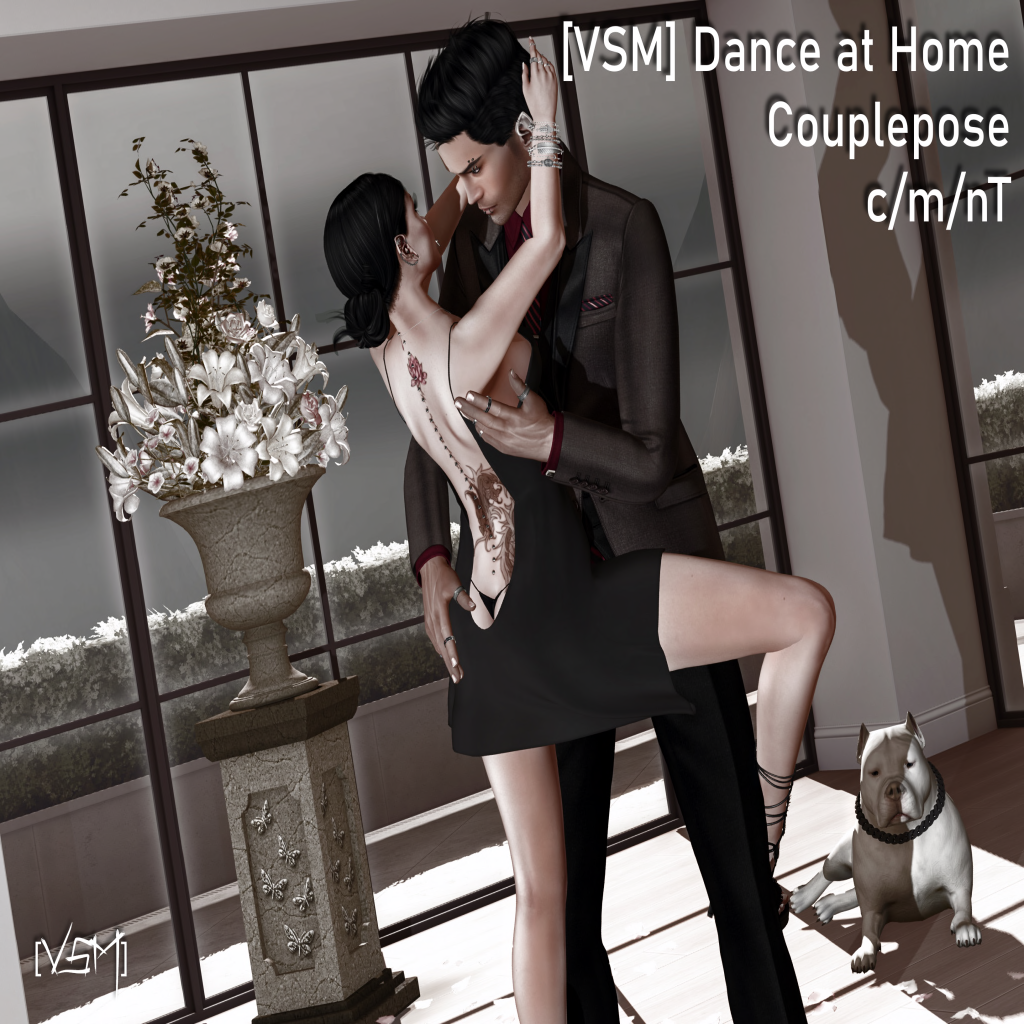 [VSM] Devil Inside - Dance at Home Couplepose