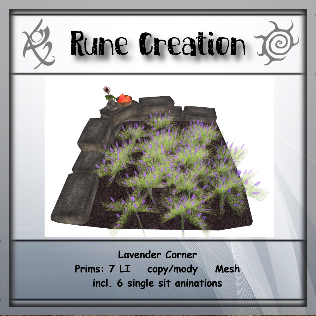 Rune Creation - Lavender Corner