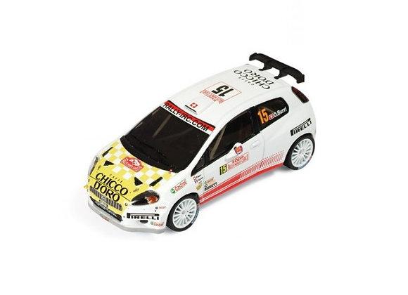FIAT ABARTH GRANDE PUNTO S2000 7th Rally MC 09