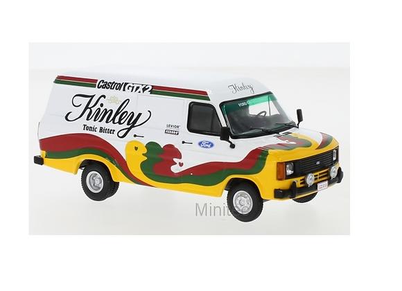 Ford Transit MKII, Kinley, team Belgium, 1985