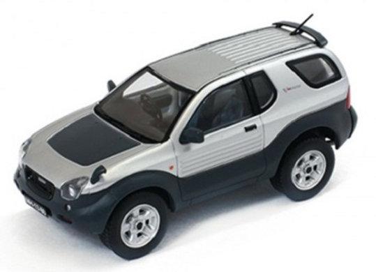 ISUZU VEHICROSS 1997 Silver -Premium X D420
