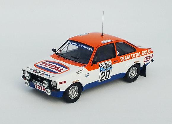 Ford Escort Mk2 - RAC 1979: Henri Toivonen/P,Boland