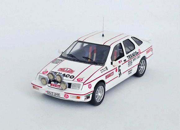 RFR31 Ford Sierra XR4x4-Monte-Carlo Rally 1987 Stig Blomqvist/Bruno Berglund