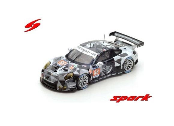 PORSCHE 911 RSR N°88 3ème LM GTE AM 24 LM2016