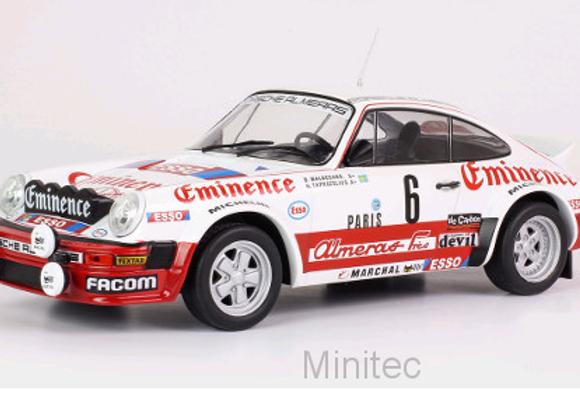 Porsche 911 SC R. Monte Carlo  B.Waldegard 1982
