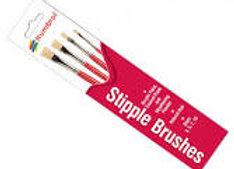 STIPPLE BRUSH PACK 3/5/7/10