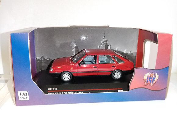 FSO POLONEZ Caro 1991 Red