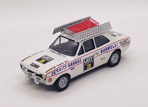 Ford Escort Mk1 - 7th World Cup Rally 1974: Eric Jackson / R Bean