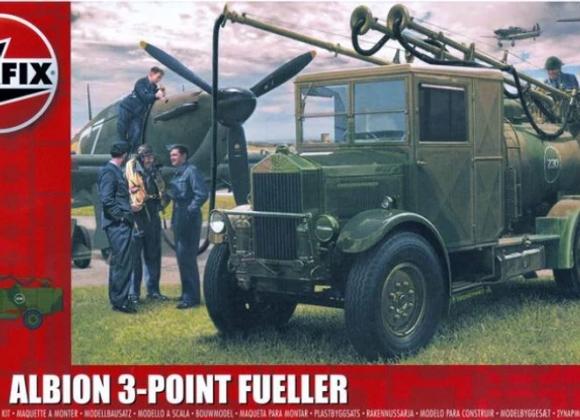 AIRFIX ALBION 3-POINT FUELLER 1/48