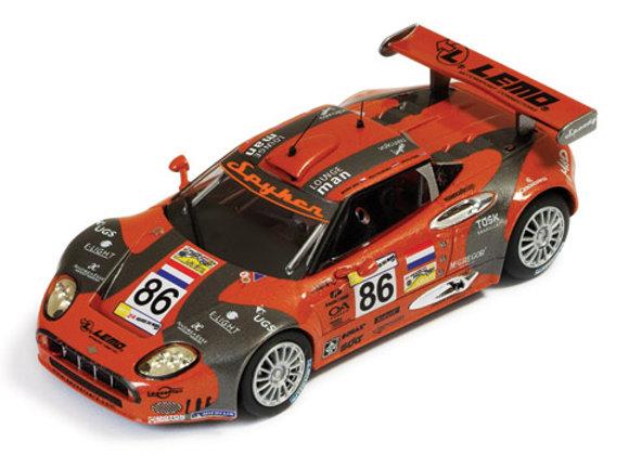 SPYKER C8 Spyder GT2-R #86  Le Mans 2007