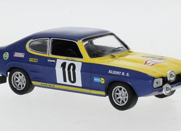 Ford Capri n.10 Rajd Polski 1972 -IXORAC309