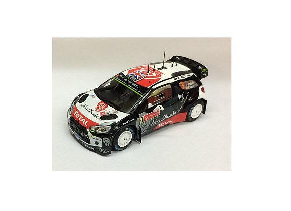 Citroen DS3 WRC- K.Meeke R.Portugal 2015