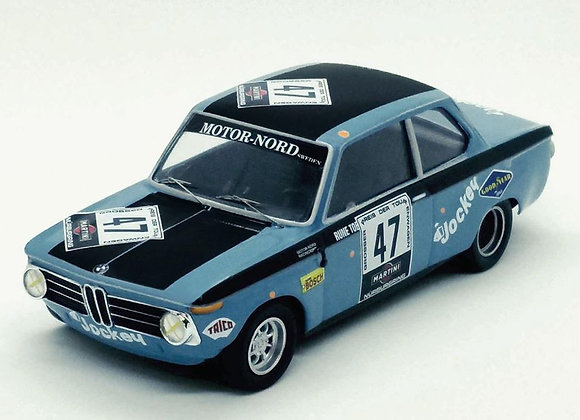 BMW 2002 ti - Nürburgring 1971: Rune Tobiasson / Ake Persson