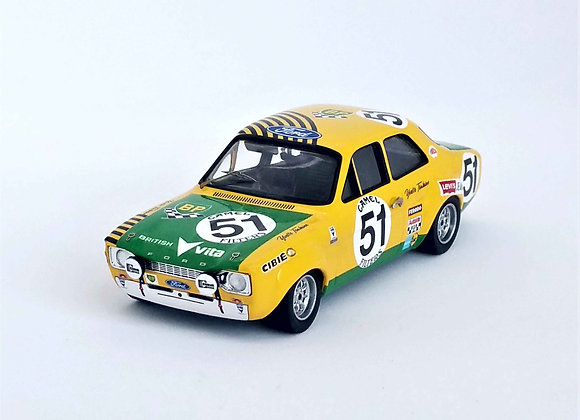 Ford Escort Mk1 H.Akersloot-Y.Fontaine 24H Spa Francorchamps 71