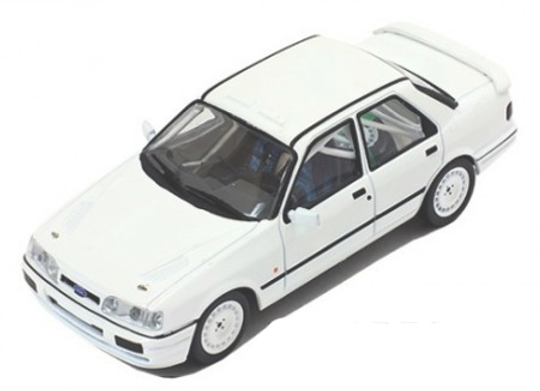 FORD Sierra Cosworth 4x4 1991 Rally (square lights) - All white