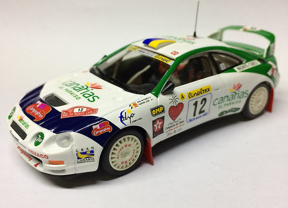 TOYOTA CELICA GT-FOUR PONCE RMC 97
