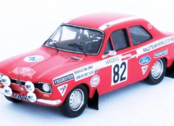 RRfr24 Ford Escort Mk1 - Monte-Carlo Rally 1972: Gijs van Lennep / Jooks Klein
