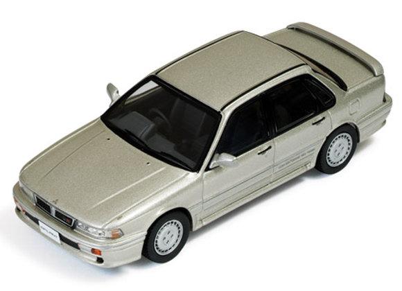 MITSUBISHI GALANT VR-4 1987 Silver