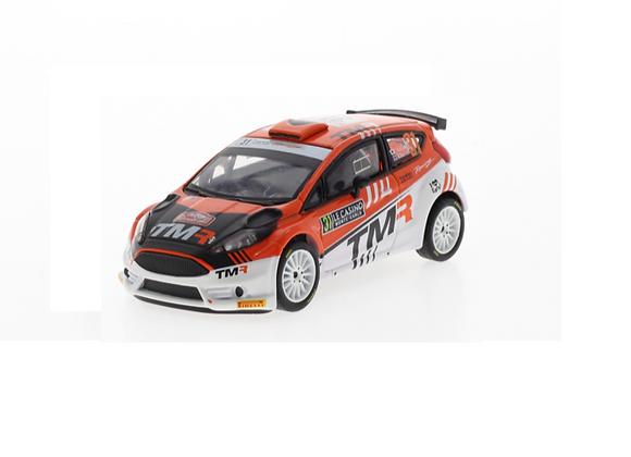 Ford Fiesta R5Rally Monte Carlo 2019 Katsuta Takamoto/ Daniel Barritt