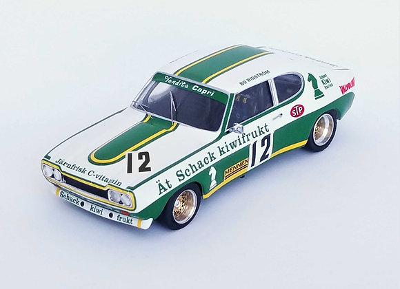 RSE12 Ford Capri 2600RS-1st III Swedish Gold Cup1973-Kinnekulle Ring Bo Ridström