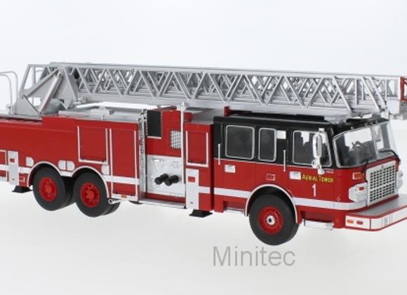 Smeal 105 Aerial Ladder, US Firetruck Huntersville, 2014