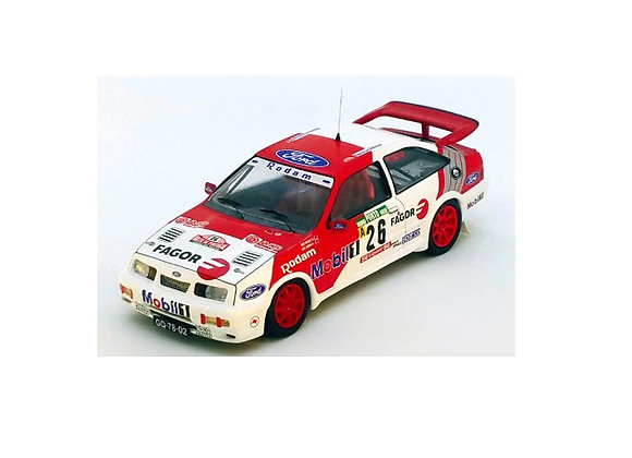 Ford Sierra Cosworth - Rally of Portugal 1992: José Miguel / Luís Lisboa