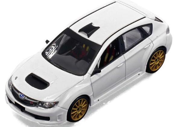 Subaru Impreza WRX STI 2011 Rally Spec - White