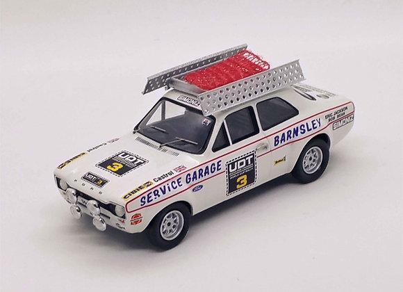 Ford Escort Mk1 - 7th World Cup Rally 1974: Eric Jackson / Robert Bean