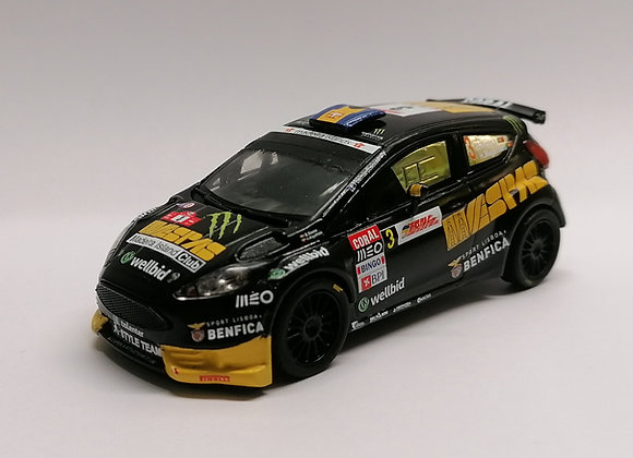 "Ford Fiesta R5 ""Team Vespas"" Bernardo Sousa Rally Madeira 2014"