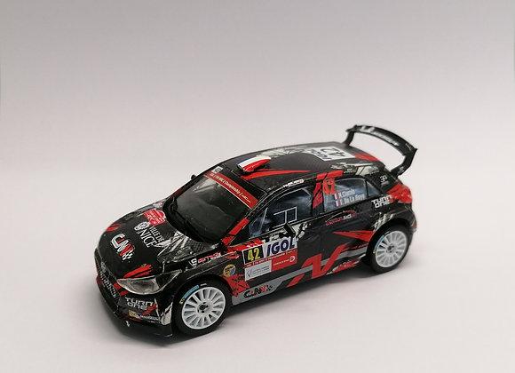 Hyundai i20 R5 Nicolas Ciamin Rally Tour de Corse 2018