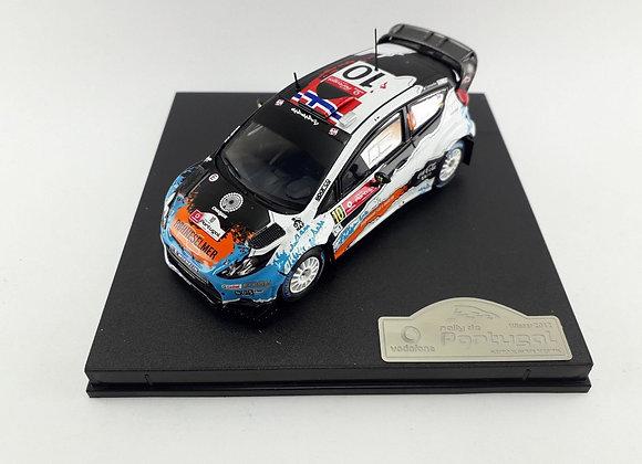 Ford Fiesta WRC-M.Ostberg Winner R.Portugal 2012