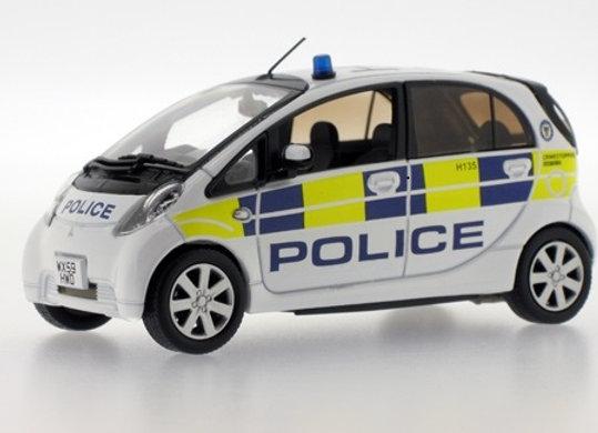 MITSUBISHI I-MIEV West Midlands police car - J Collection 164