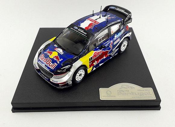 Ford Fiesta WRC S.Ogier Winner Portugal 2017