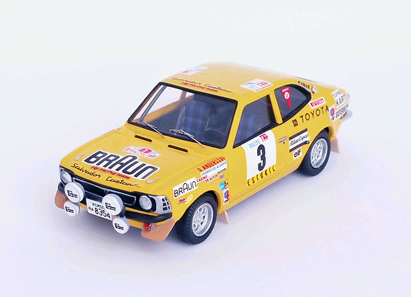 RAL111 Toyota Corolla Levin-4th Rally TAP 1974 Ove Andersson/Arne Hertz