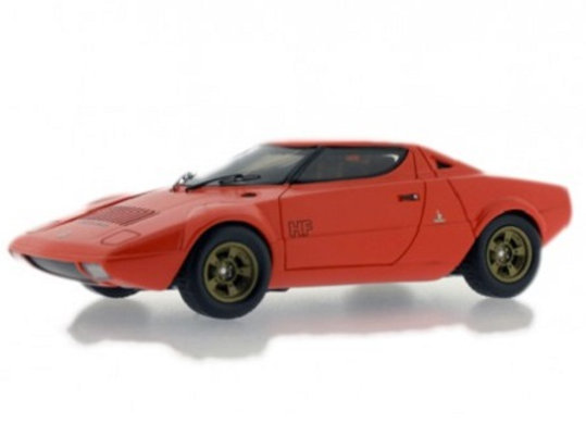 LANCIA STRATOS Prototype (Torino Motor Show) 1971 Orange - Premium X 0180