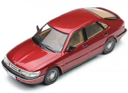 Saab 900 V6 1994 - Bordeaux - Premium X D452