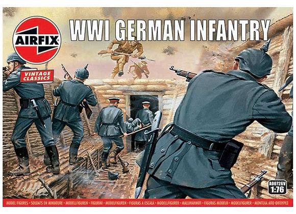 AIRFIX WWII GERMAN INFANTRY 1/72