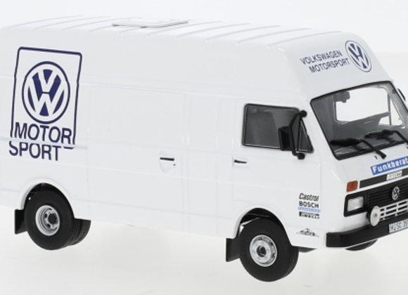 VW LT White VW Motor Sport