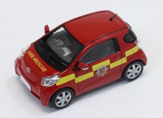 TOYOTA IQ Essex UK - Fire Brigade 2009 - J Collection 169