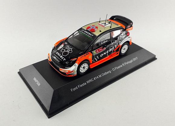 Ford Fiesta WRC-M.Ostberg R.Portugal 2017-ixo MNP506