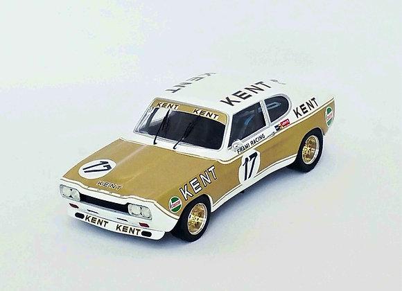 Ford Capri 2600 RS - 3rd Nürburgring 1972: Klaus Fritzinger / J-C Fran