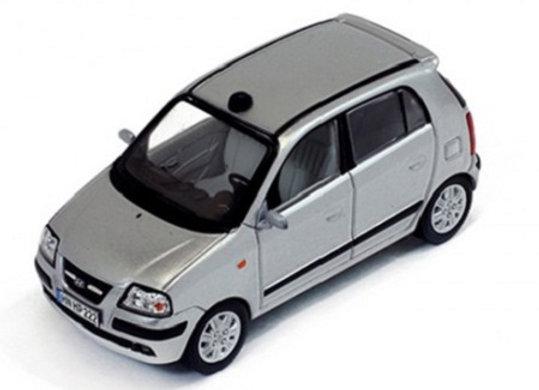 Hyundai Atos S PR.IME 2004 - Silver -Premium X D430