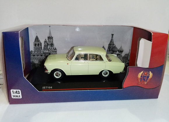 MOSKWITCH 412 1971 - Light Green
