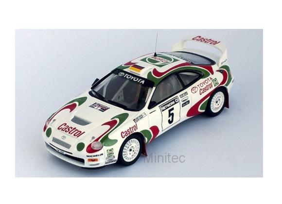 TRFRRUK04-Toyota Celica GT-Four Win R.A.C. Rally 1996 A.Schwarz