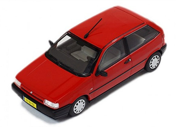 Fiat Tipo 3 doors 1995 - Red - Premium X D453