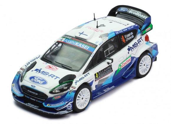 Ford Fiesta WRC N.4 WRC Rallye Monte CarloLappi/J.Fern 2020 - IXORAM746