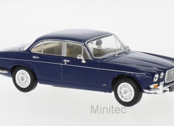 Jaguar XJ MKII, dark blue, 1974