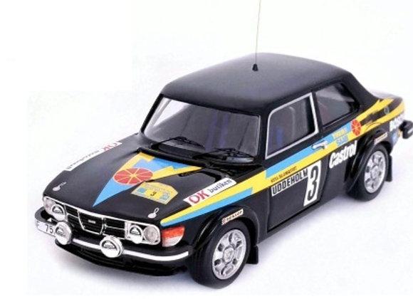 DSN04 Saab 99 - 1st Rally of Sweden 1979 S.Blomqvist/B.Cederberg